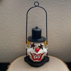 Clown Color Changing Halloween Lantern